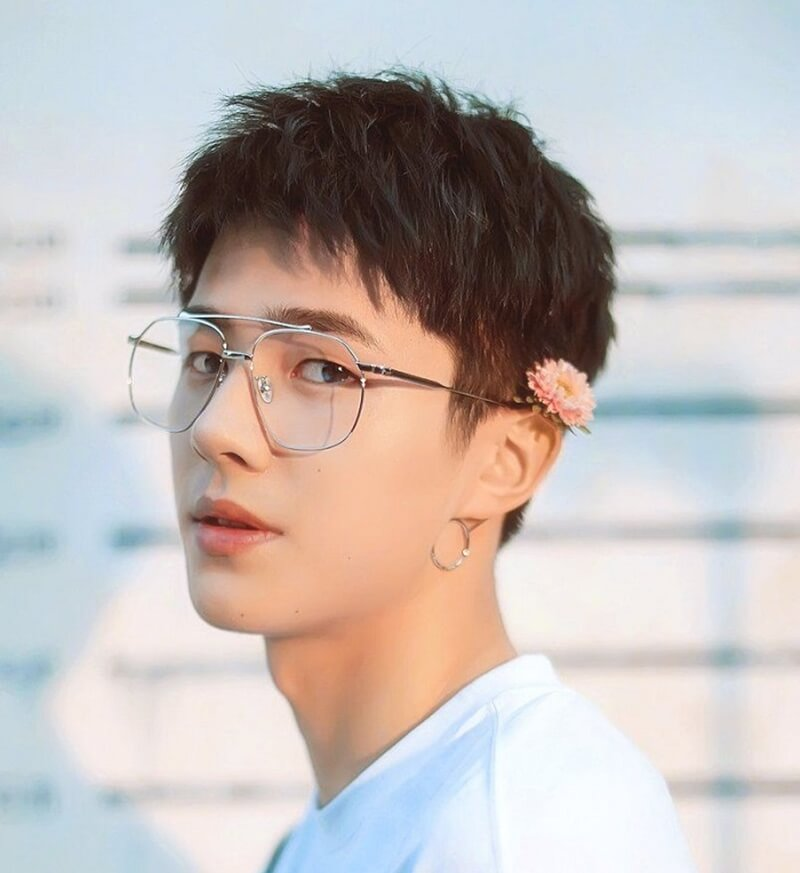 Kiểu tóc layer nam ngắn 2019