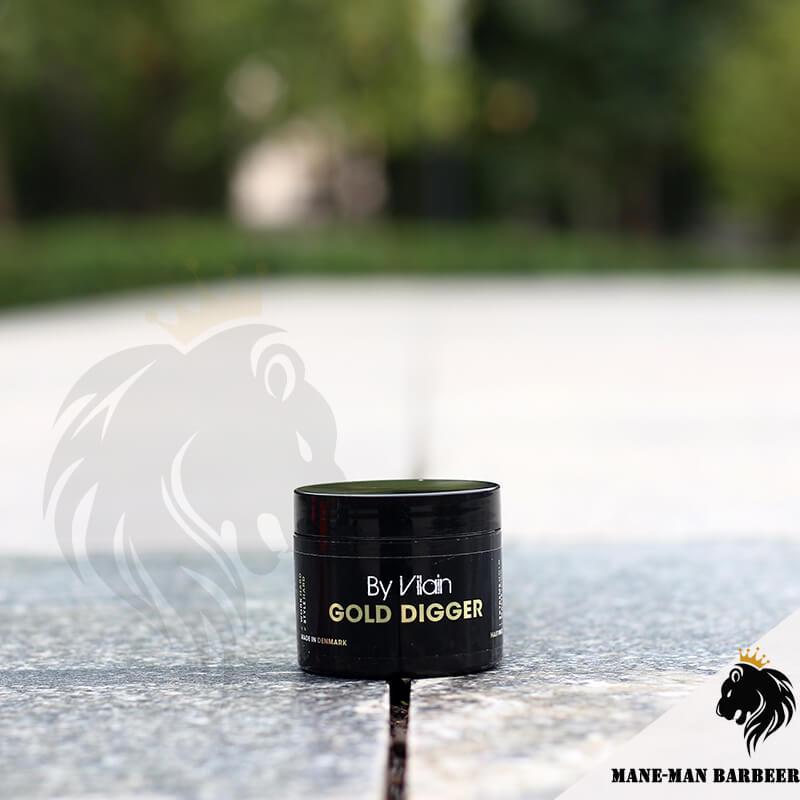 sáp vuốt tóc cao cấp- By Vilain Gold Digger