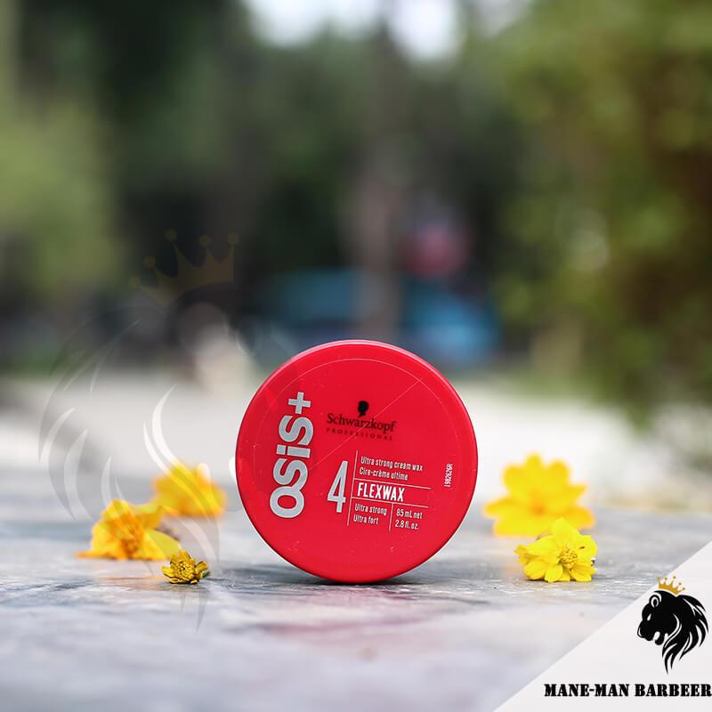 Sáp vuốt tóc mềm Osis+ 4 Flex Wax
