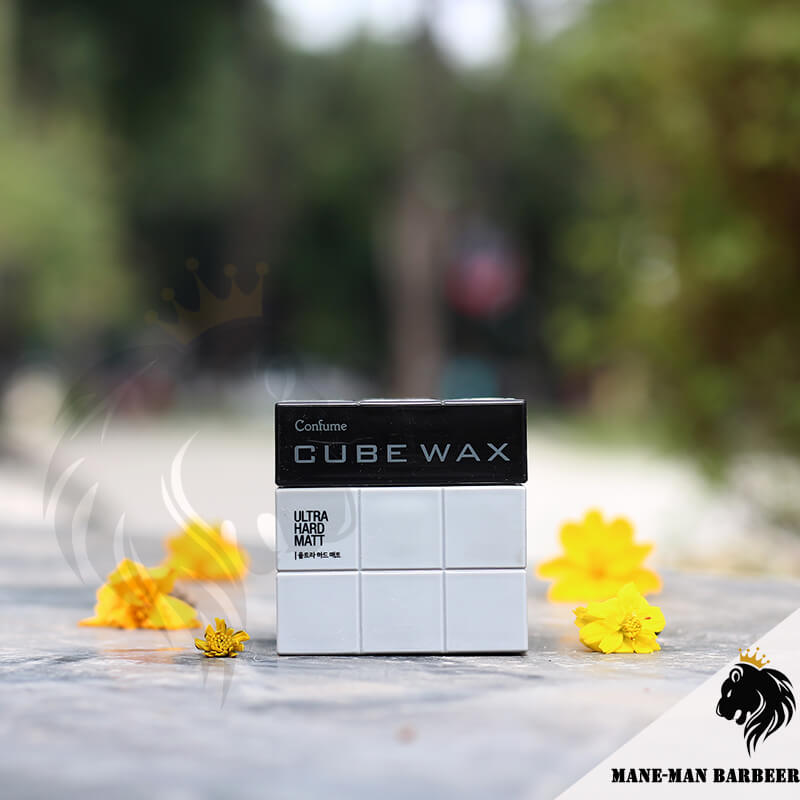 Sáp mềm Cube Wax Ultra Hard Matt