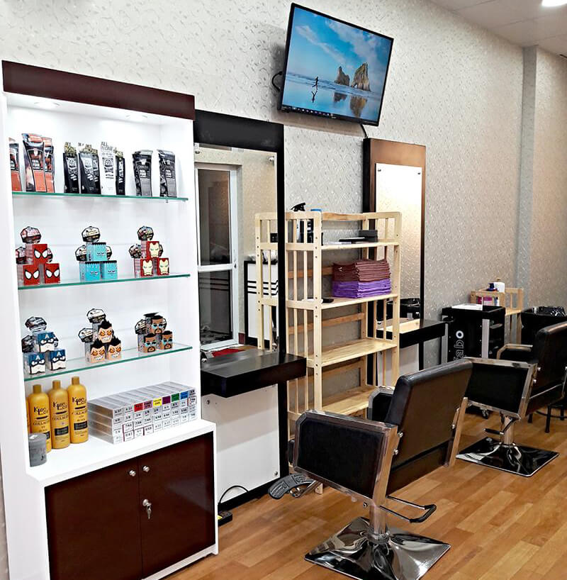 Salon 2VEE Hair Station