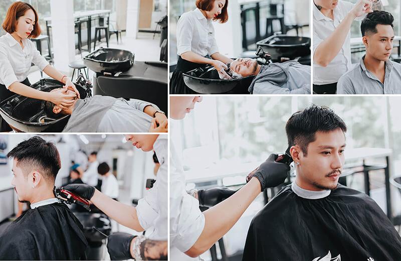 30Shine – Tiệm cắt tóc nam đẹp hiện đại