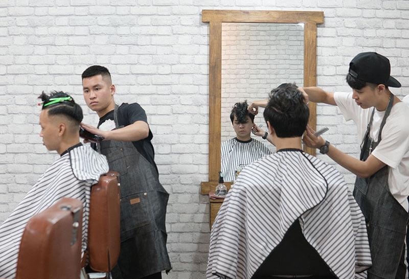 Tiệm tóc Mane-man Barber House