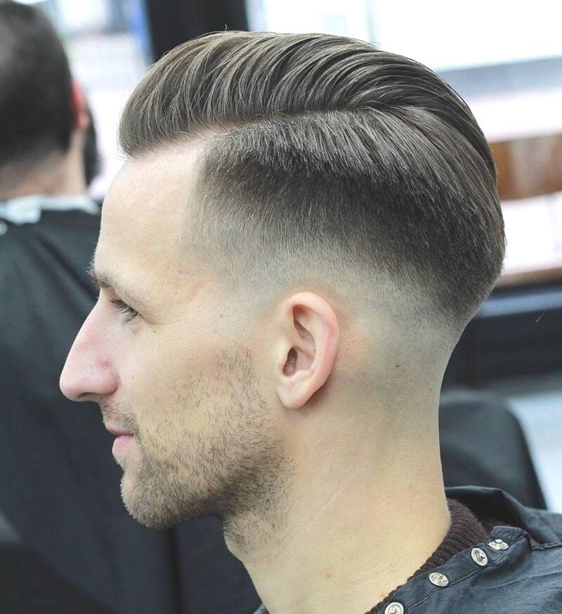 Kiểu tóc side part đẹp nhất