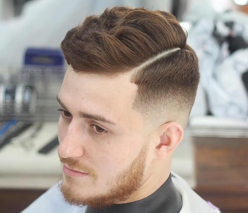 Kiểu tóc side part 3/7