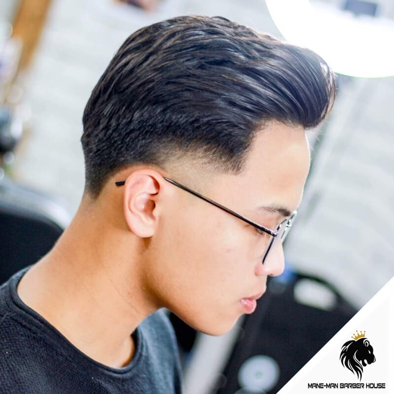 Kiểu tóc Side Part kiểu tóc side part học sinh