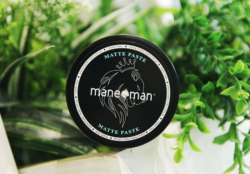 đánh giá Mane Man Matte Paste