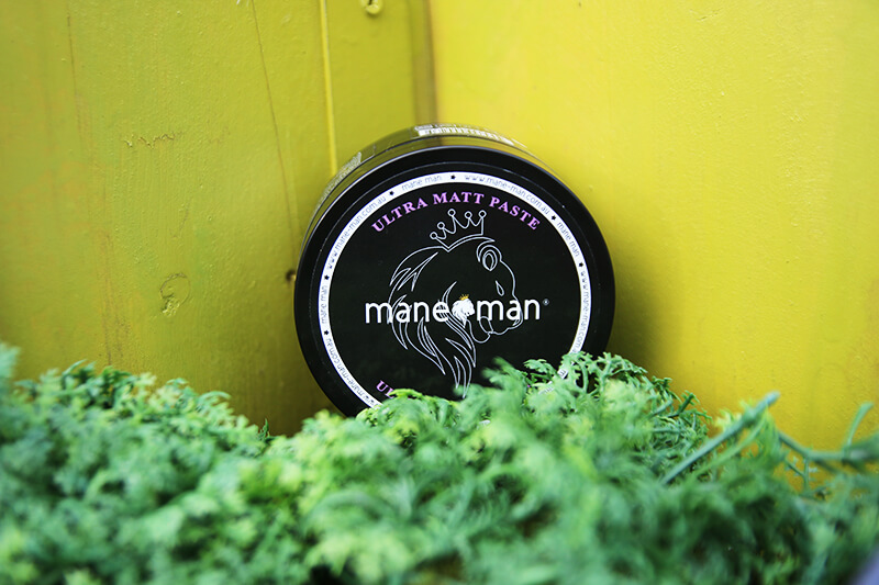 sáp vuốt tóc Mane-Man Ultra Matt Paste