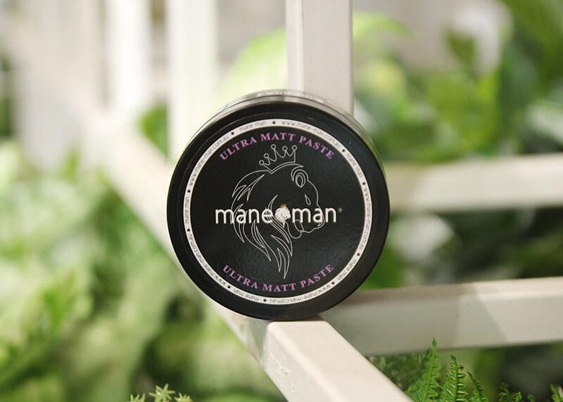 Mane-Man Ultra Matt Paste wax tóc nam