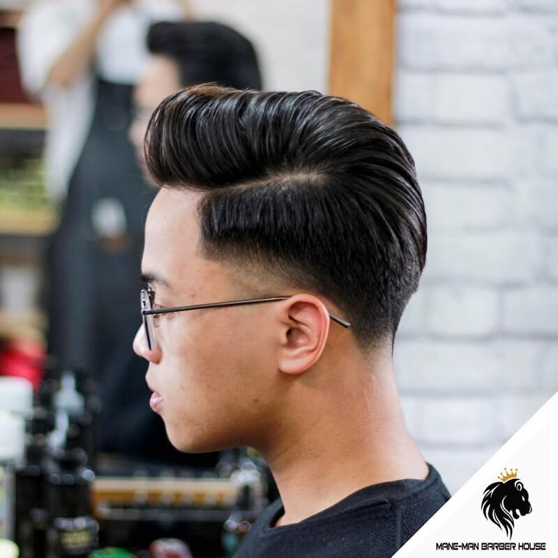Kiểu tóc Pompadour Việt Nam