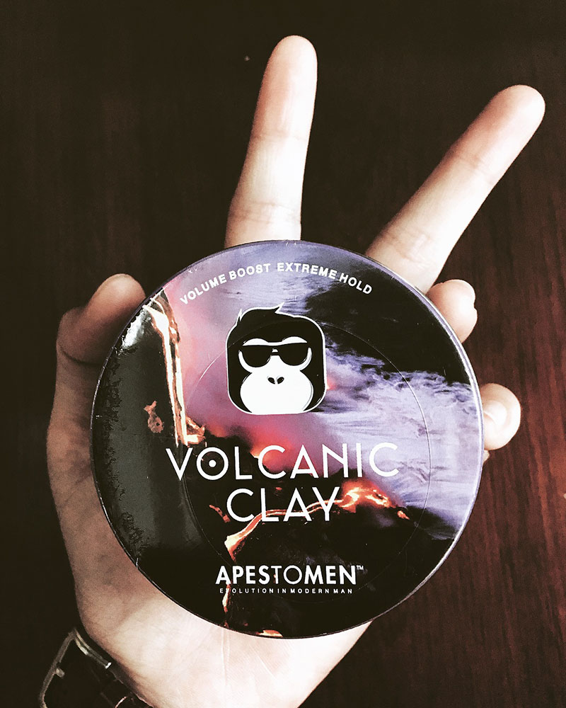 sáp volcanic clay có tốt không