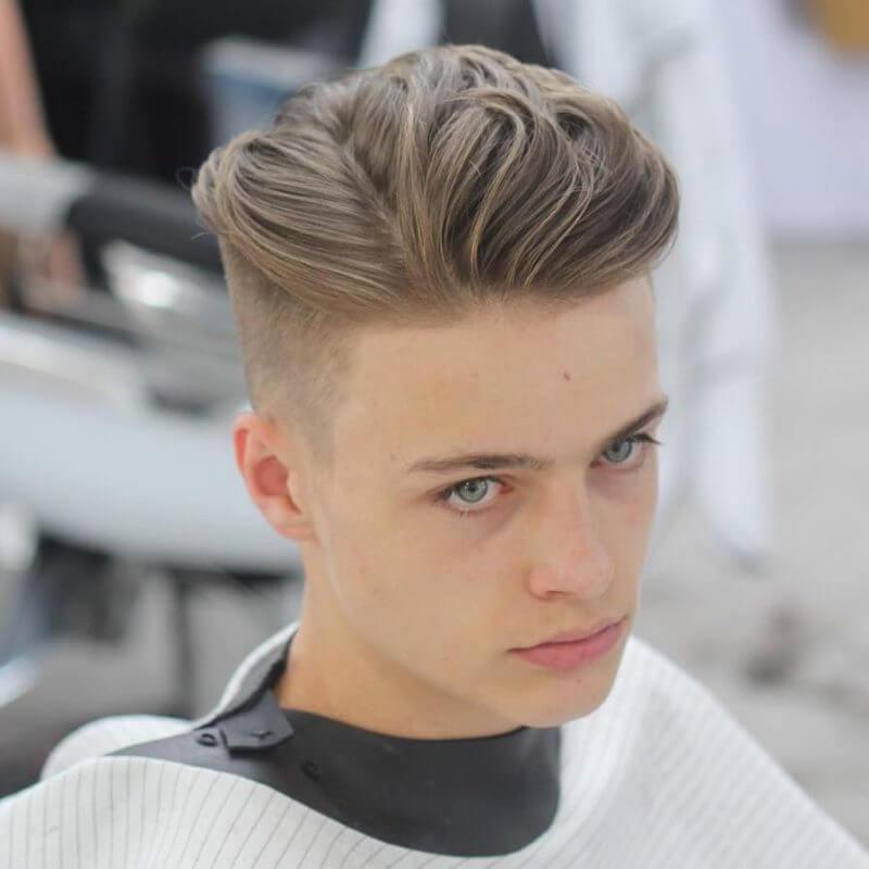Kiểu tóc nam ngắn đẹp Undercut