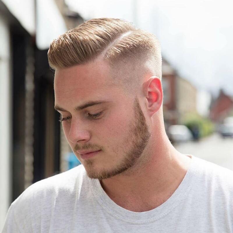 tóc nam ngắn đẹp 2019