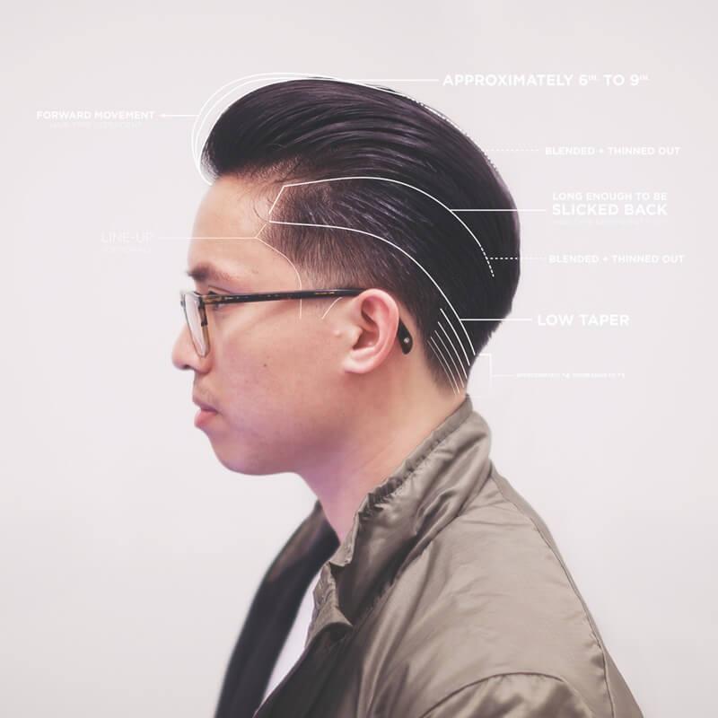 tóc nam đẹp ngắn Hà Nội