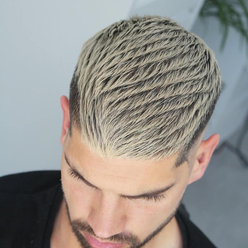 tóc Textured