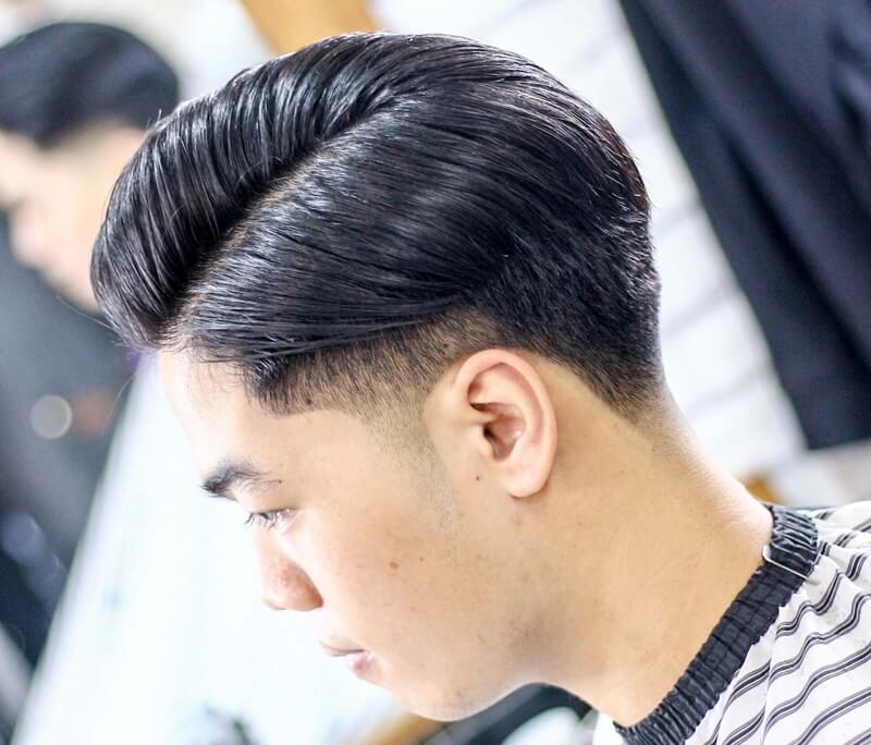 tóc undercut 7 3