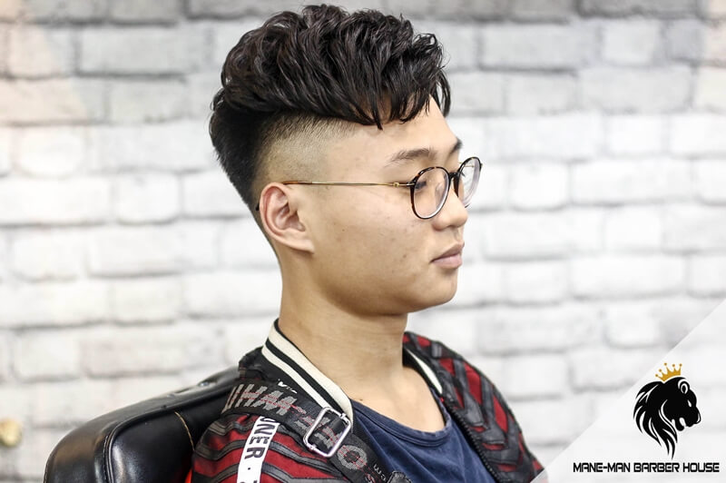 tóc undercut đẹp