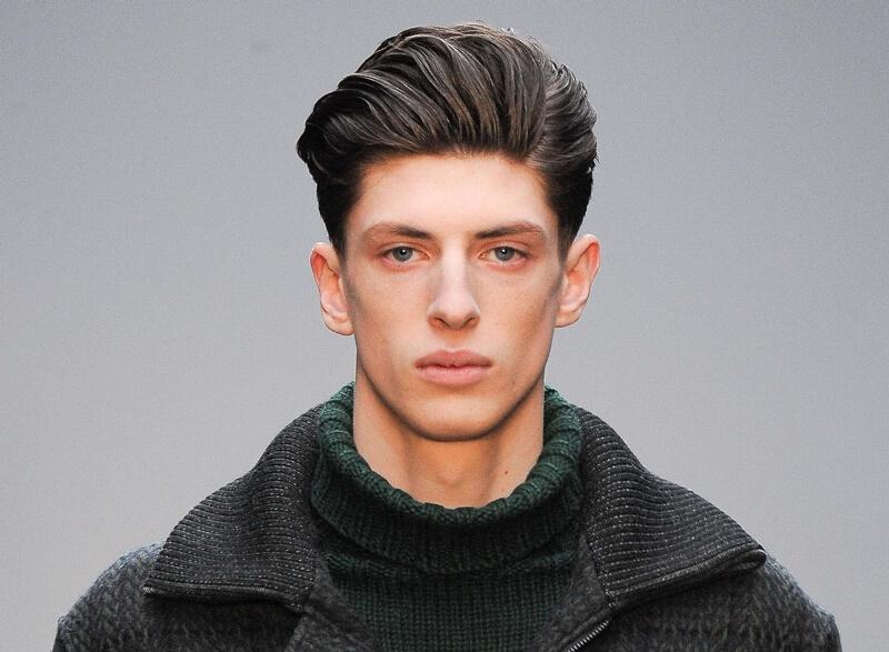 Kiểu tóc Quiff hàn quốc